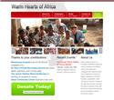 Warm Hearts of Africa Website