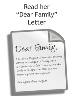 Read Dear Family Letter